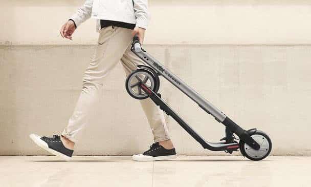patinete eléctrico segway