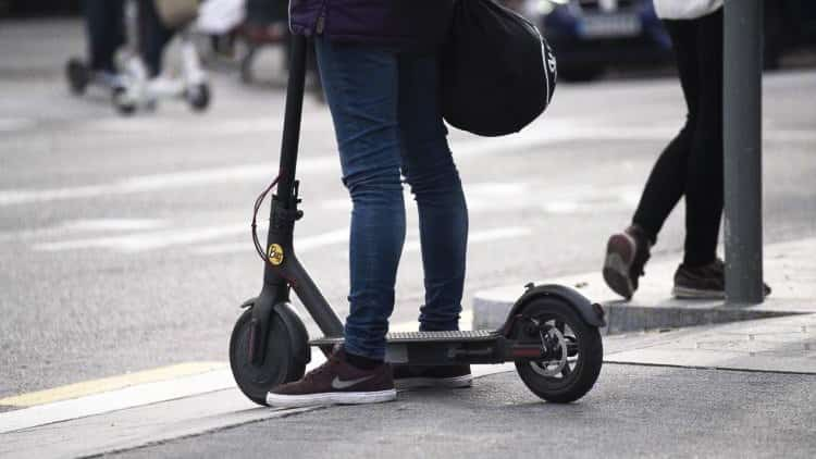 comparativa seguros patinete electrico