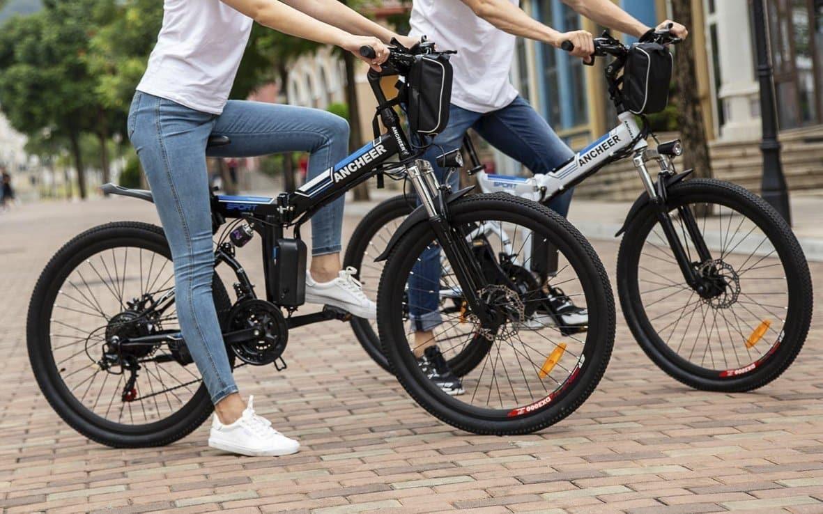 bicicletas electricas baratas