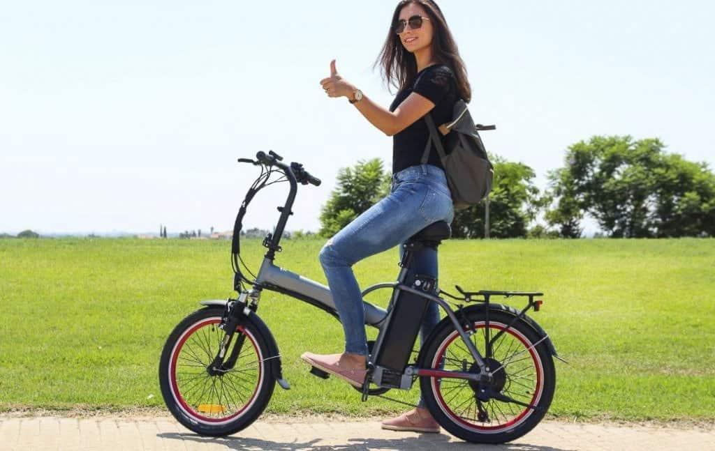 Las Mejores Bicicletas Eléctricas Plegables Baratas