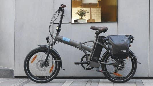 Bicicletas Eléctricas Plegables NCM