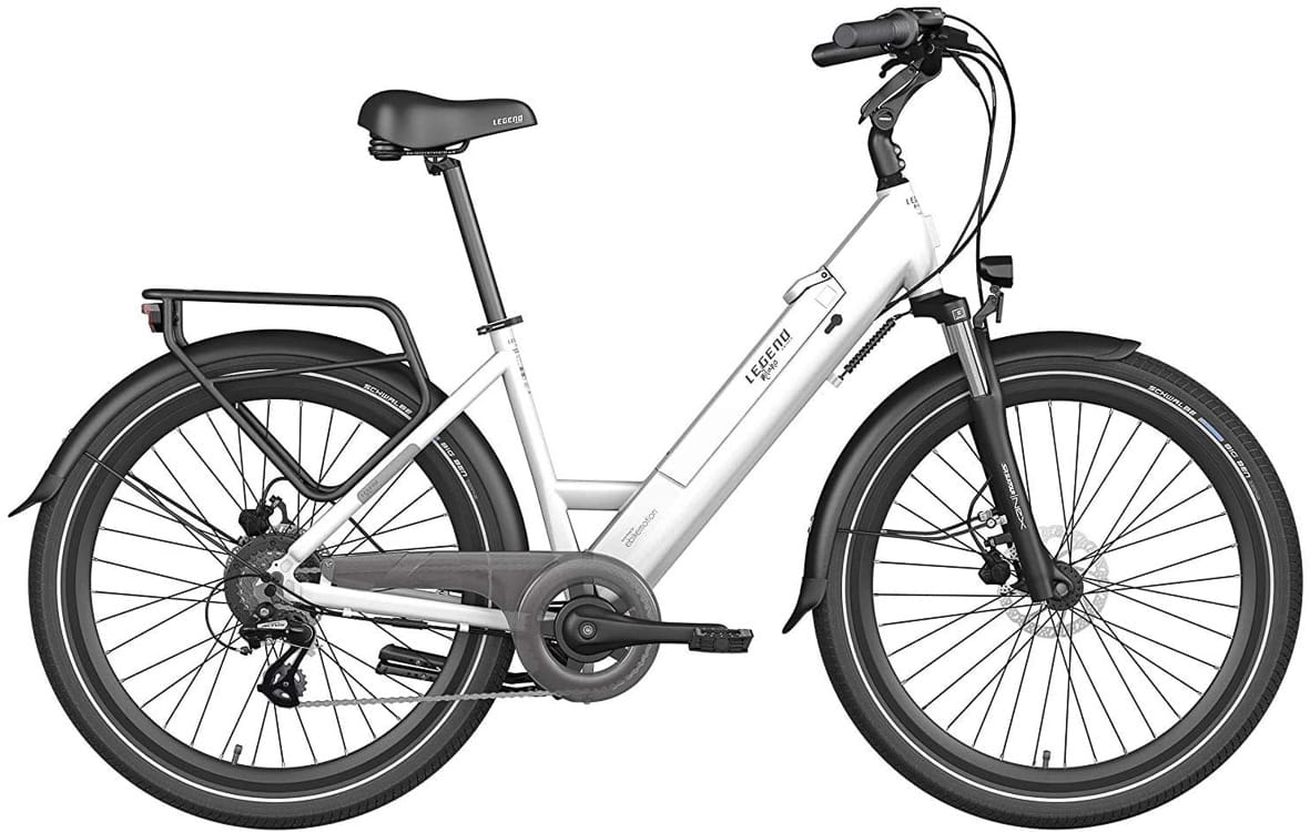 Portaequipajes y Cesta DYU-Bike