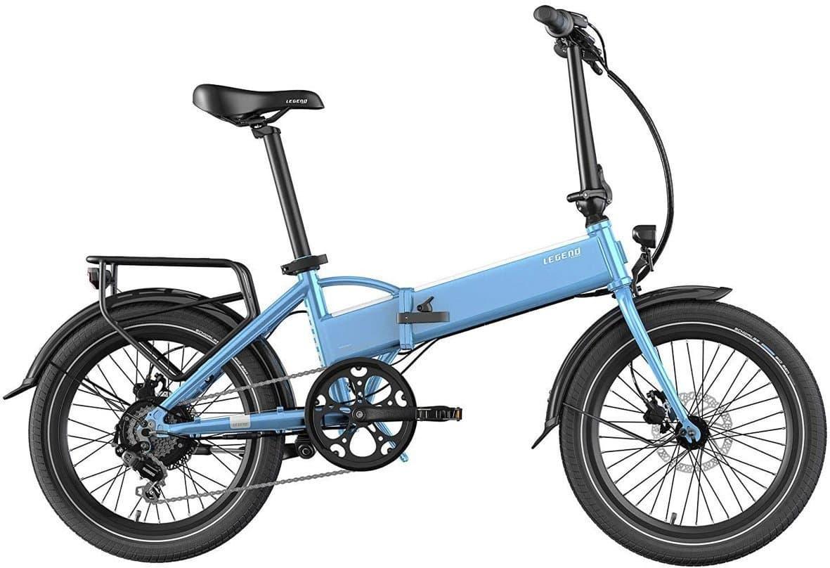 Legend Mionza E-bike plegable