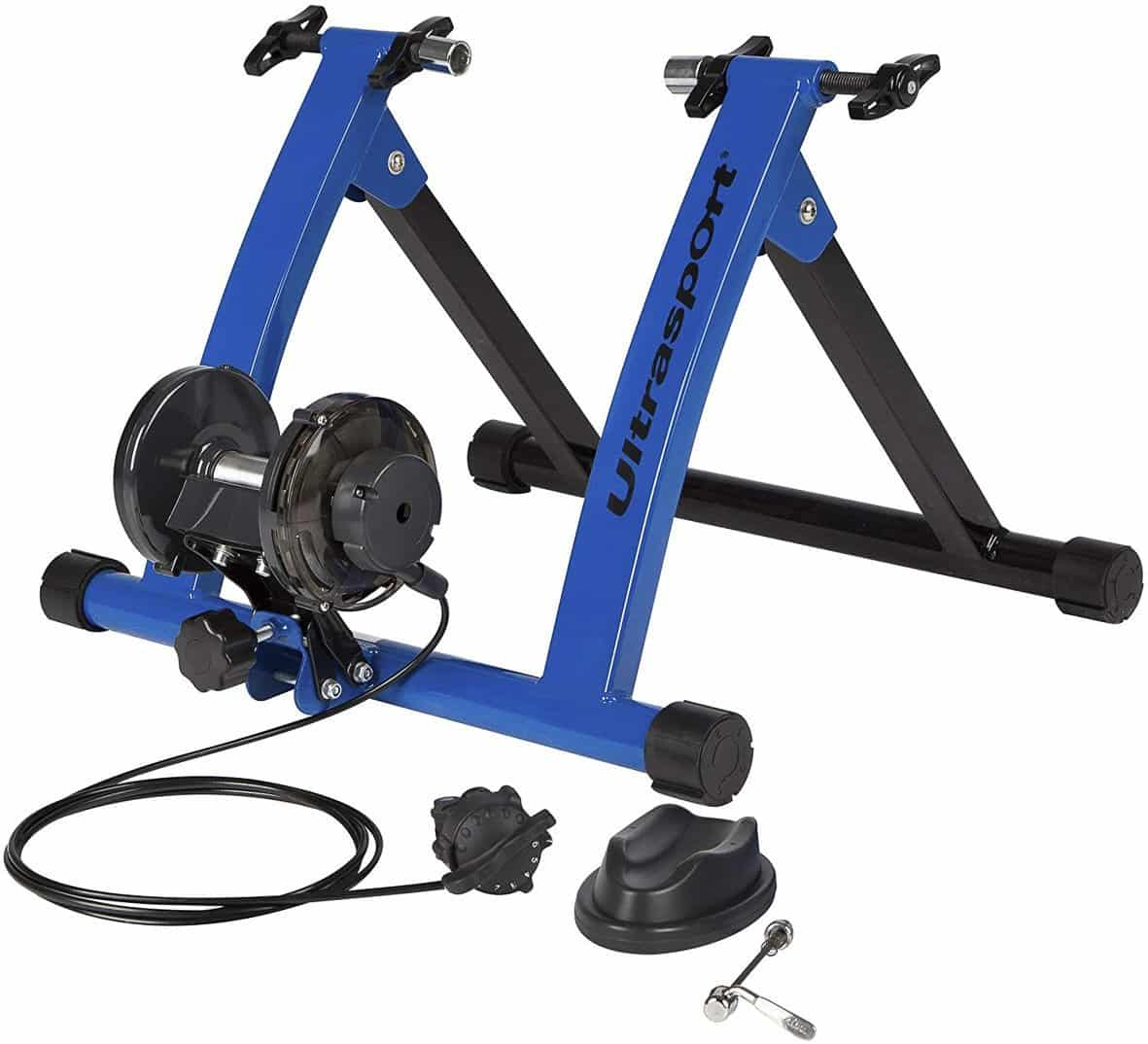 ultrasport rodillo bici