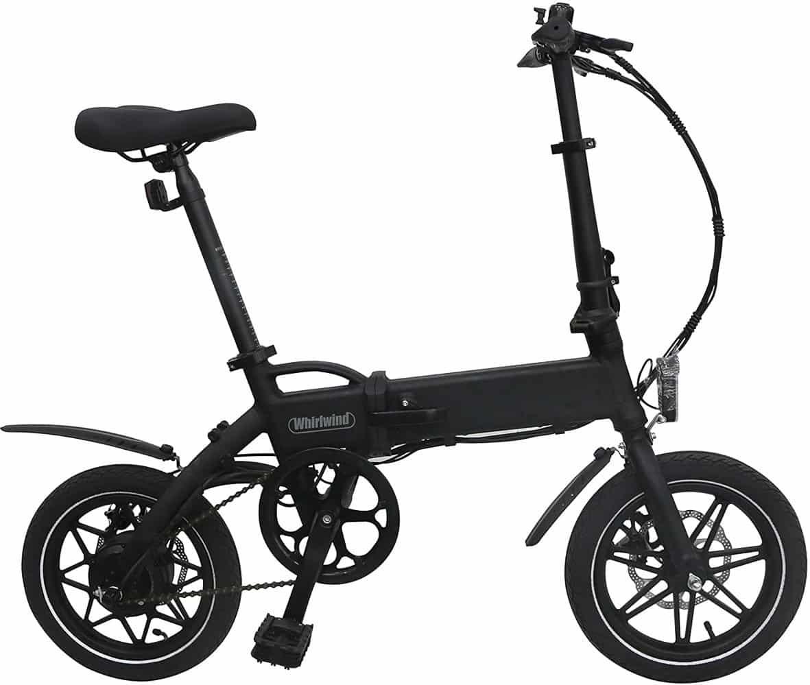 bicicletas electricas plegables baratas
