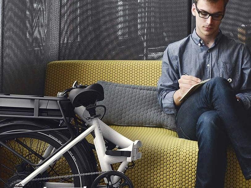 bicicleta electrica plegable