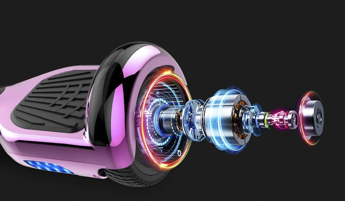 motor hoverboard