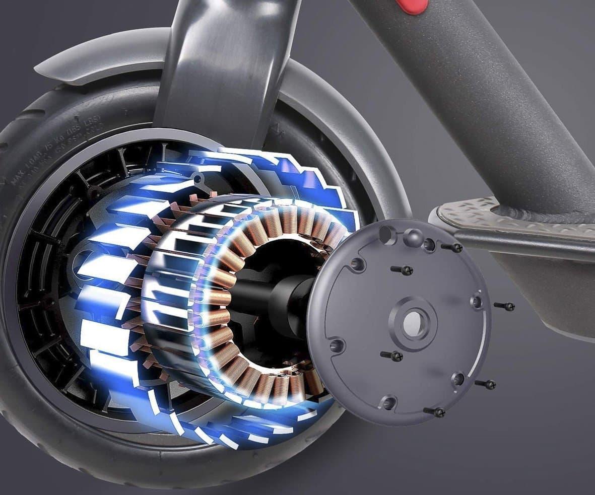 motor patinete eléctrico