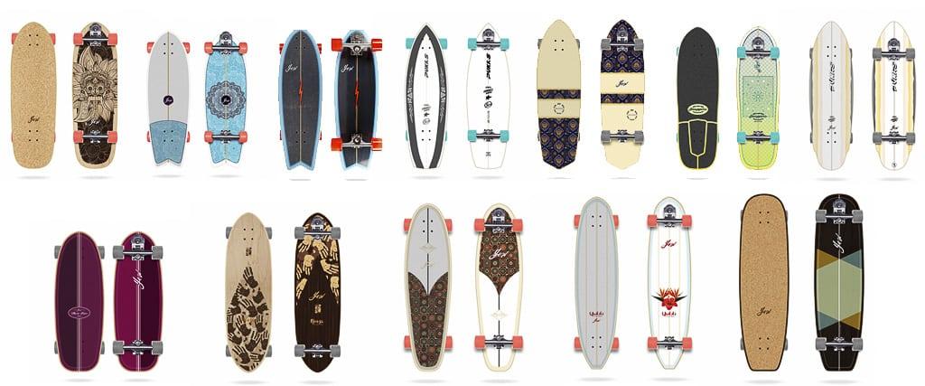 yow surfskateboard