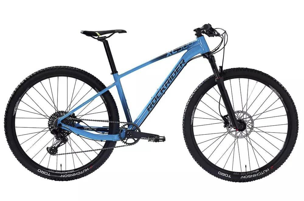 bicicletas montaña decathlon xc