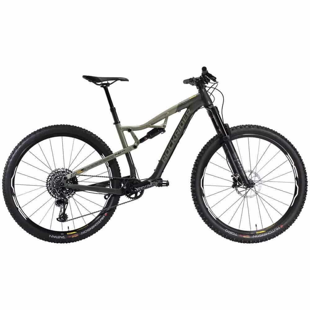 bicicletas montaña decathlon opiniones