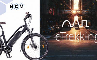 Bicicletas Eléctricas Trekking NCM Bikes