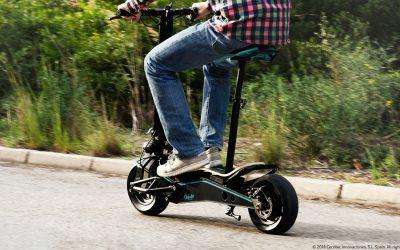 Mejores patinetes eléctricos con asiento