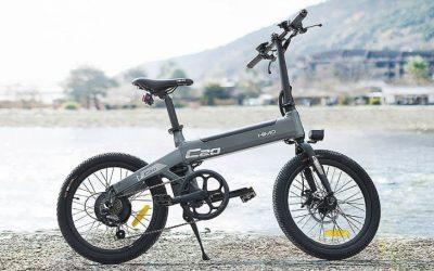 Análisis Bicicleta Eléctrica Xiaomi Himo C20